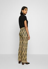 Second Female - URSA TROUSERS - Trousers - black - 2