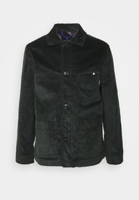 PS Paul Smith - MENS CHORE JACKET - Lehká bunda - dark green - 0