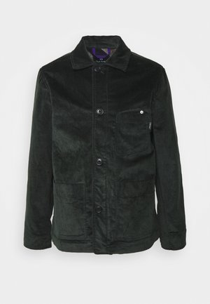 MENS CHORE JACKET - Summer jacket - dark green