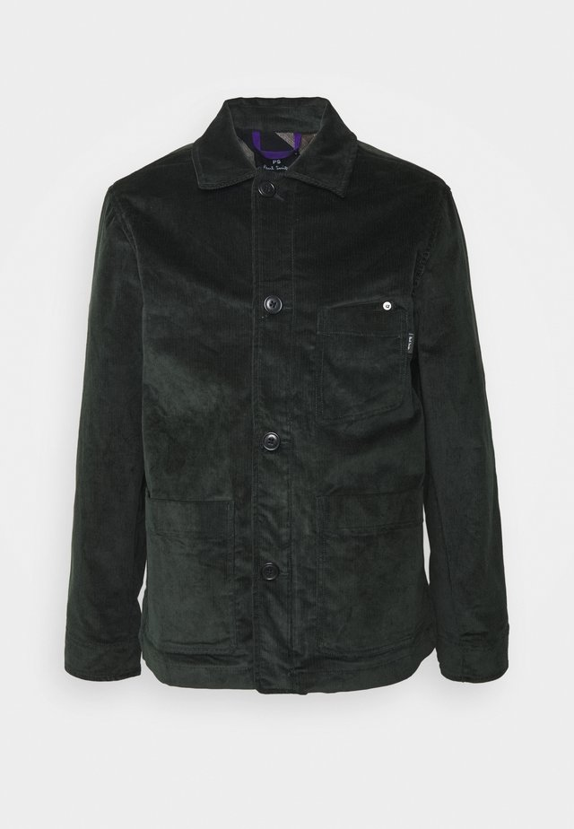 MENS CHORE JACKET - Veste légère - dark green