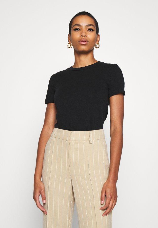 SONOMA - Basic T-shirt - noir