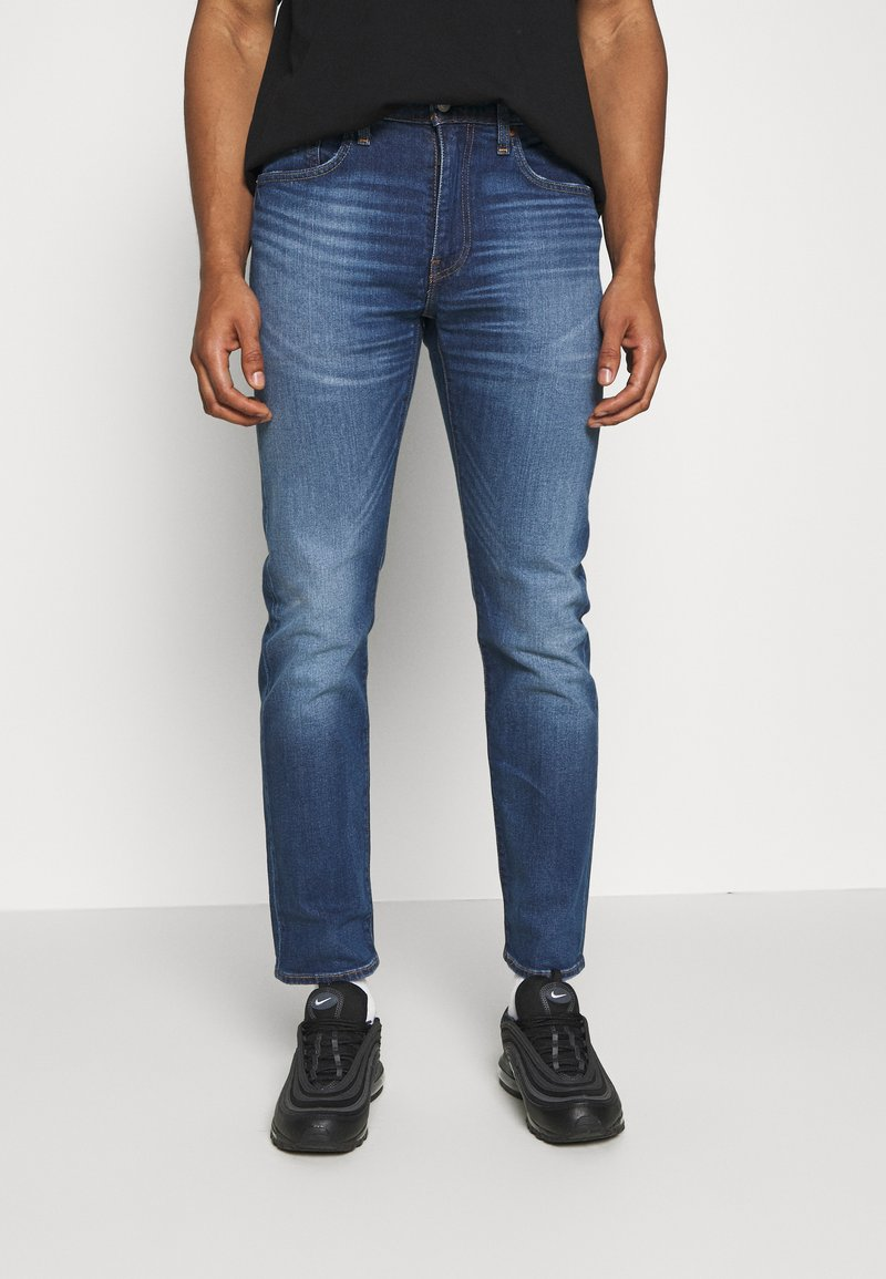 Levi's® - 502™ TAPER - Jeans slim fit - smoke stacked adv