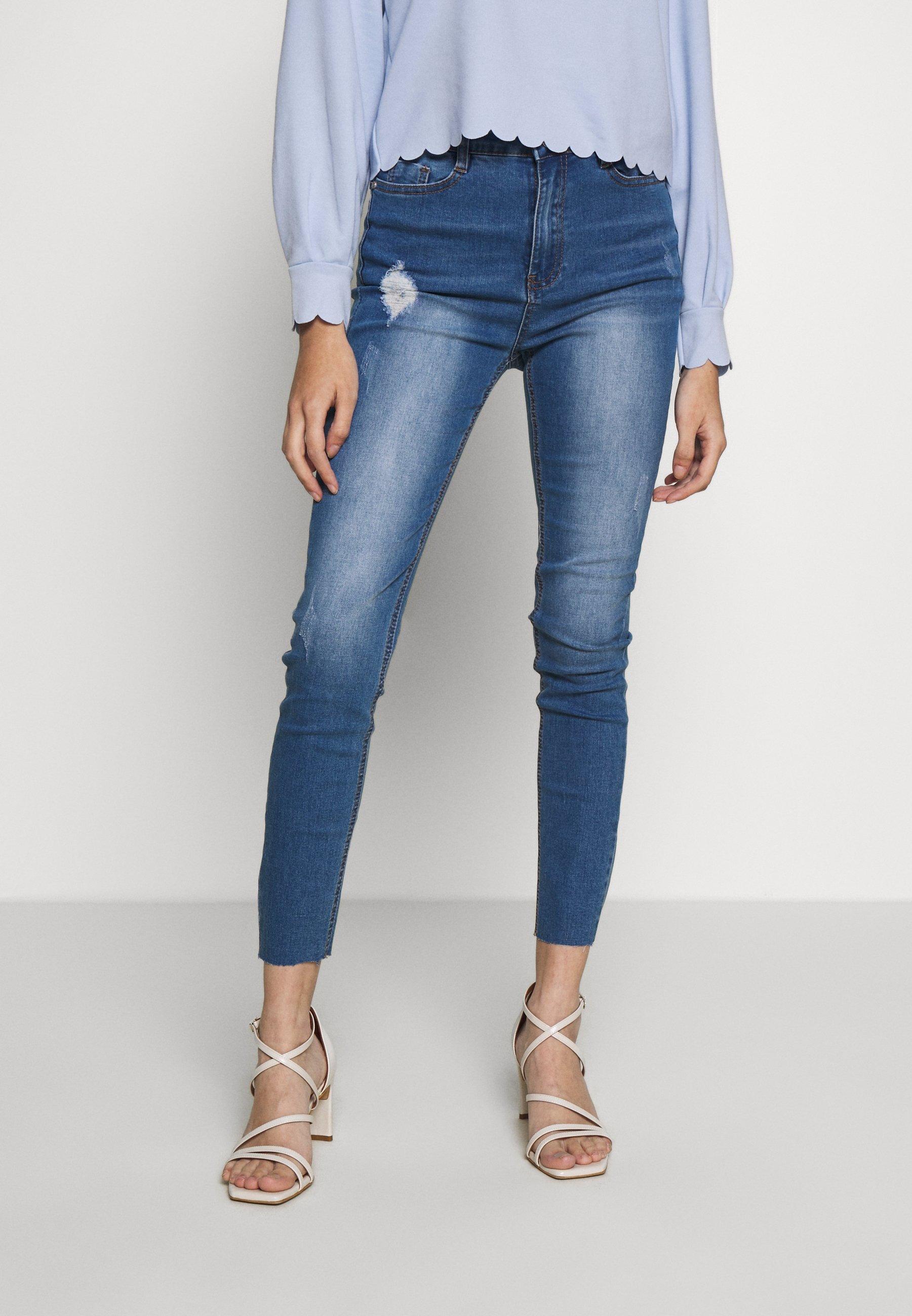 Women SINNER CLEAN DISTRESS - Jeans Skinny Fit