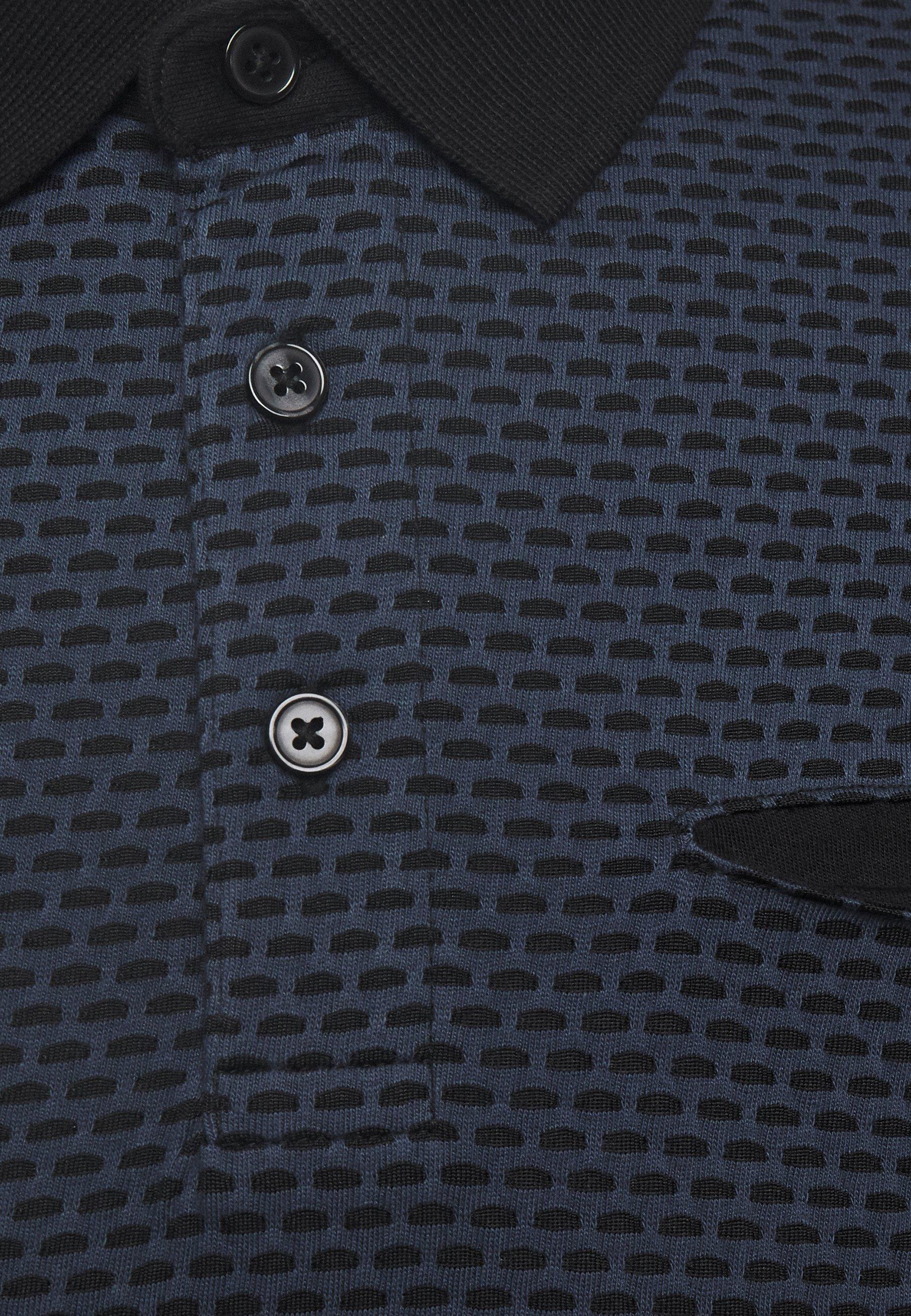 Jack & Jones PREMIUM JPRBLAMARTIN - Polo shirt - black kPwOB