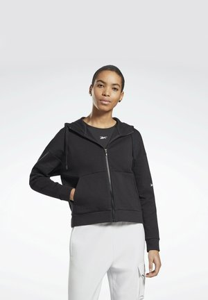 DREAMBLEND  - Zip-up hoodie - black