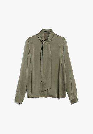 BILU - Button-down blouse - grün