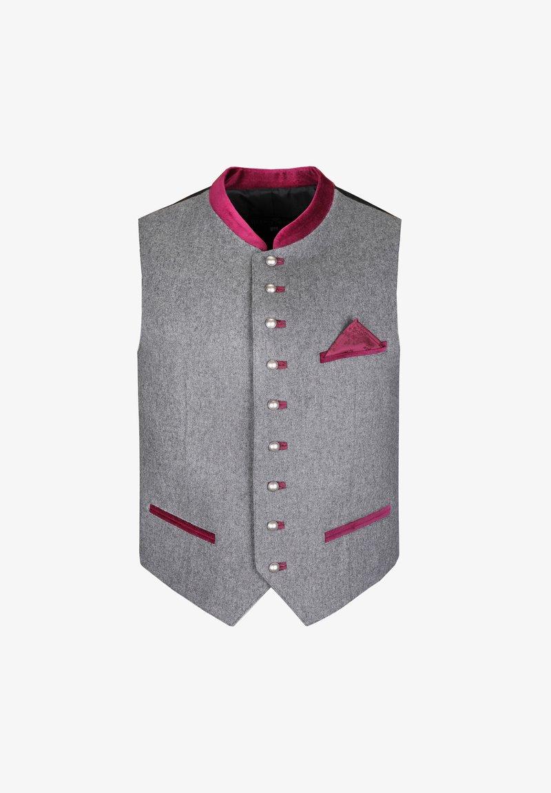 Berwin & Wolff - Suit waistcoat - grau