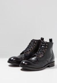 Hudson London - Lace-up ankle boots - black - 2
