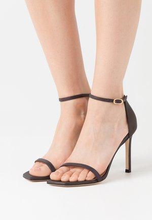 AMELINA - High heeled sandals - rainbow