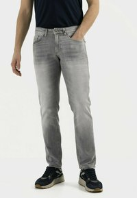 camel active - Slim fit jeans - cloudy grey - 0