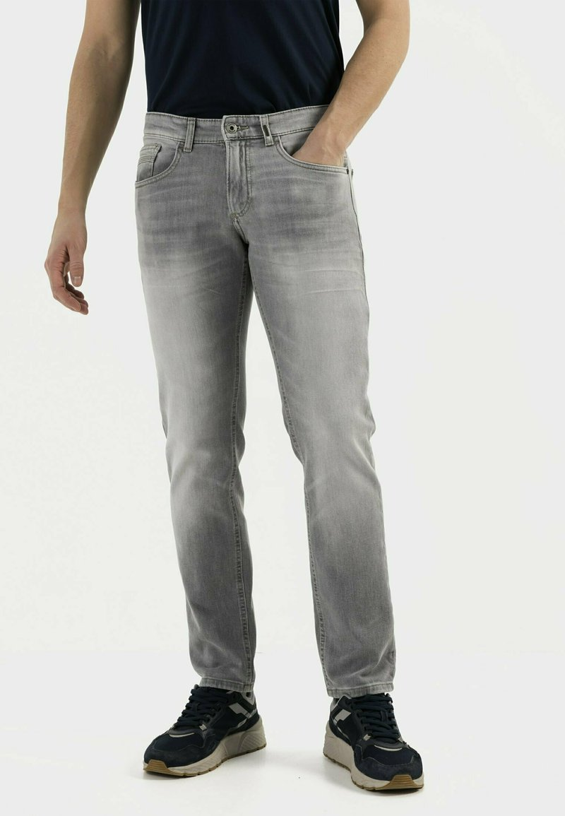 camel active - Slim fit jeans - cloudy grey