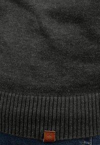 Blend - LATIF - Jumper - charcoal - 3
