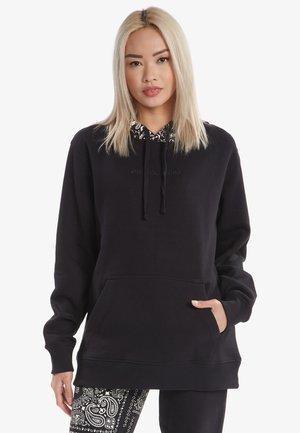 Sweatshirt - bandana black