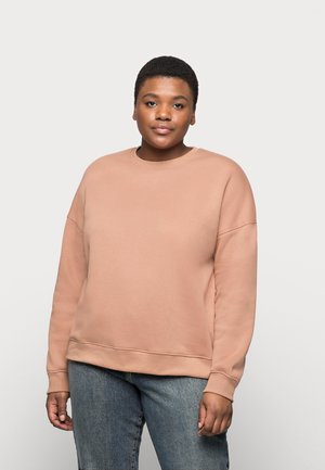 CREW NECK  - Sweater - rose