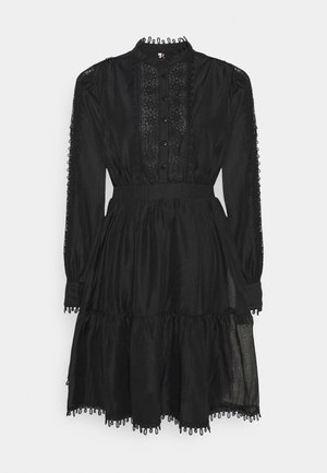YASKEMSLEY DRESS - Skjortekjole - black