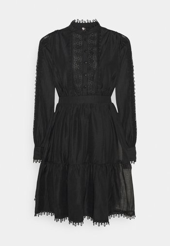 YASKEMSLEY DRESS - Shirt dress - black