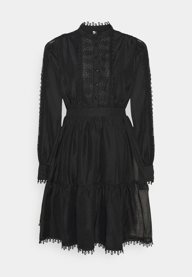 YASKEMSLEY DRESS - Paitamekko - black