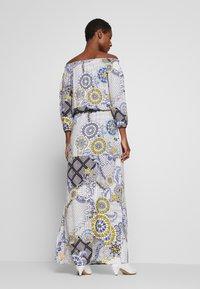 Desigual - Maxi šaty - azul dali - 2
