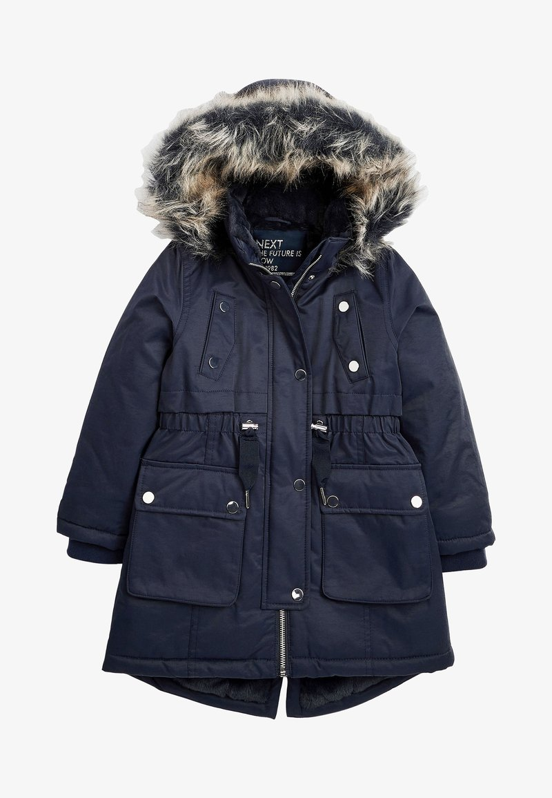 Next - Winter coat - blue