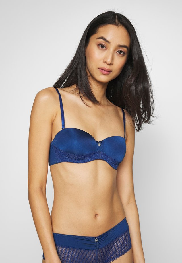 ESTELLEPADDED BRA - Stropløse & variable BH'er - navy