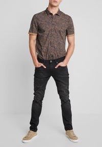 Cars Jeans - SHIELD - Slim fit -farkut - black - 0
