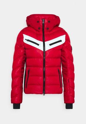 FARINA - Kurtka narciarska - red