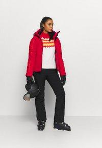 8848 Altitude - ALIZA JACKET - Ski jacket - red - 1