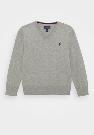 Strickpullover - dark sport heather