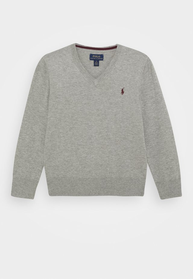 Pullover - dark sport heather
