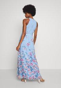 Esprit Collection - FLUENT GEORGE - Maxi šaty - pastel blue - 2