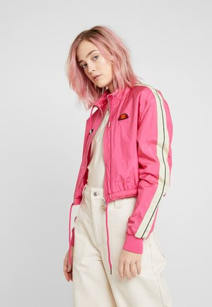 DEREL - Training jacket - pink