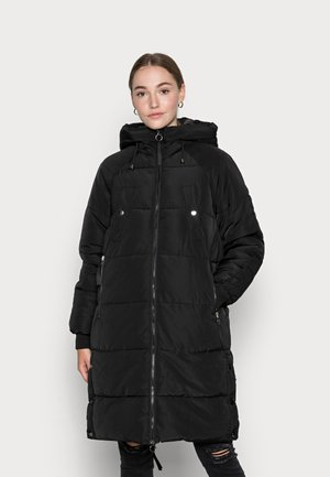 VMAURA LONG PADDED JACKET - Winter coat - black