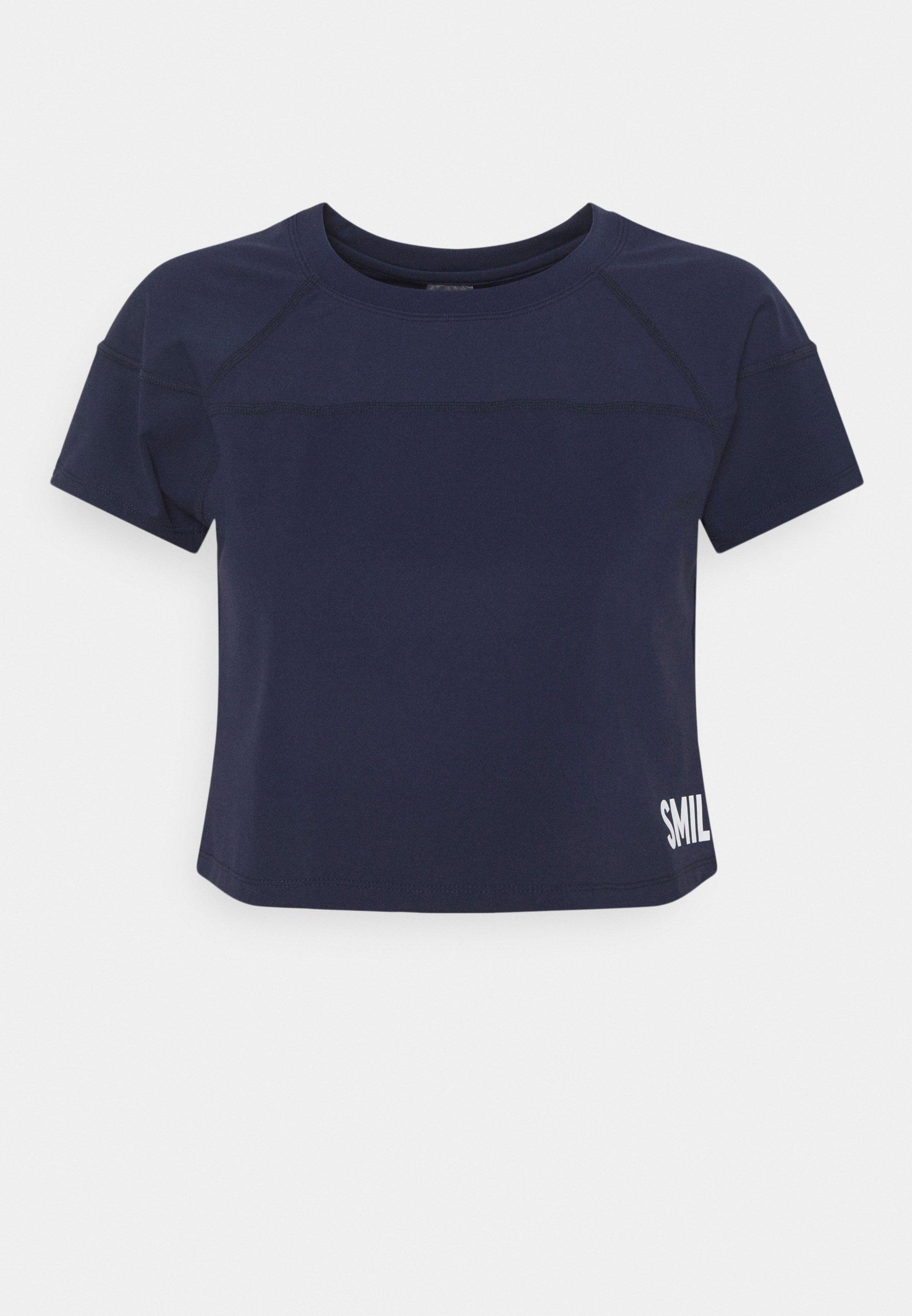 Women CROPPED  - Print T-shirt