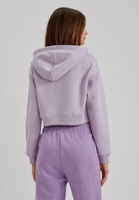 DeFacto - Hoodie - purple - 1