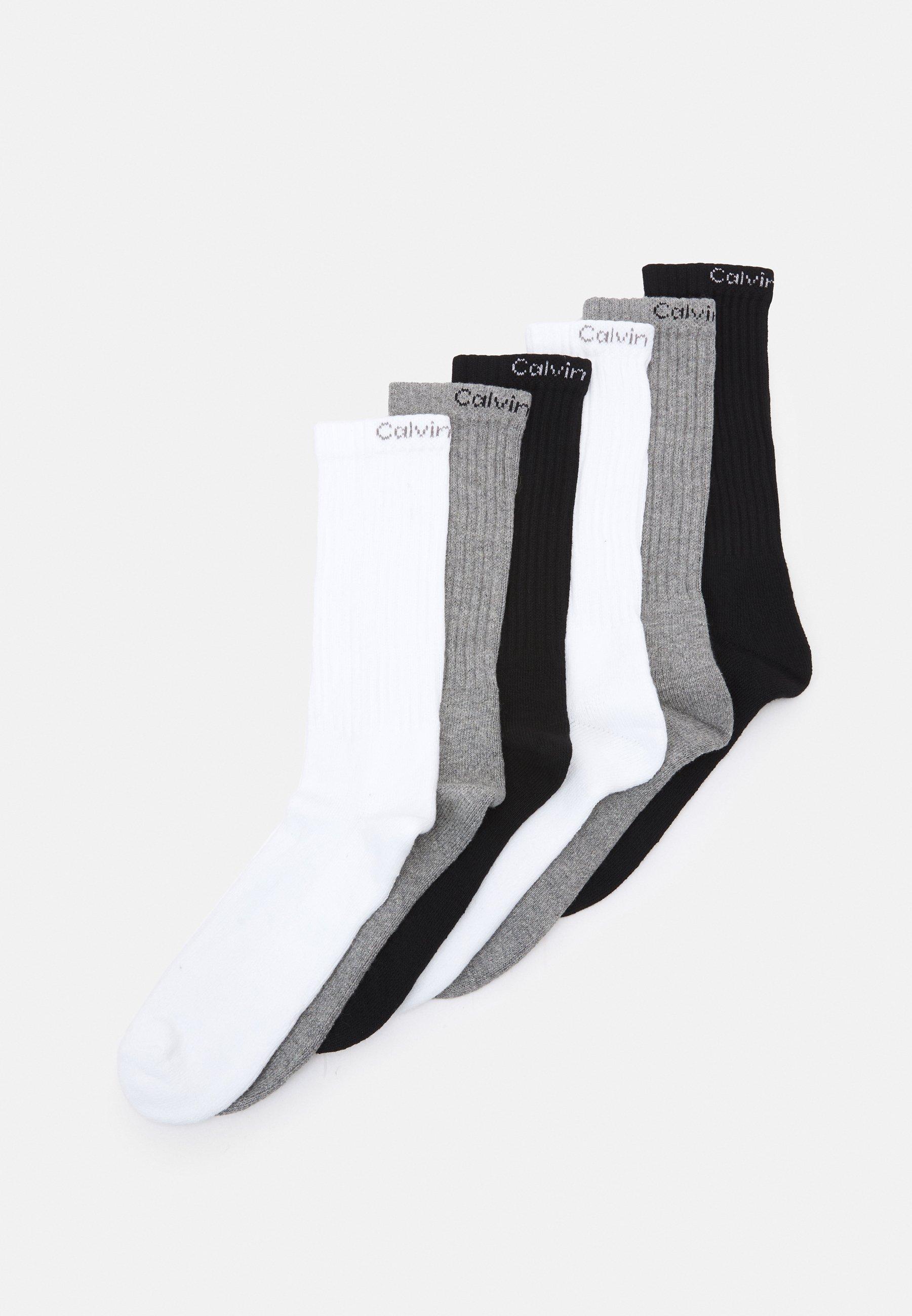 Femme SOCK 6 PACK UNISEX - Chaussettes