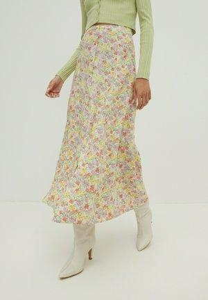 FADILA - A-line skirt - mischfarben