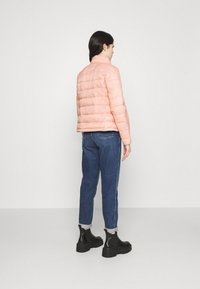 ONLY - ONLSANDIE QUILTED JACKET  - Light jacket - misty rose - 2