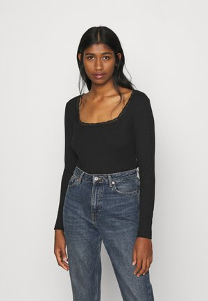 VMGLADYS  - Long sleeved top - black
