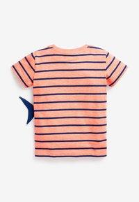 Next - 3 PACK  - T-shirt print - pink - 4