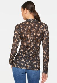 WE Fashion - Long sleeved top - brown - 2