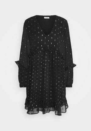 JDYSHIMMER  - Day dress - black/silver