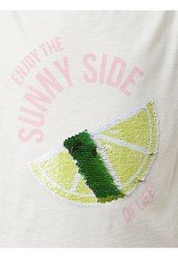 TOM TAILOR - T-shirt print - white - 2