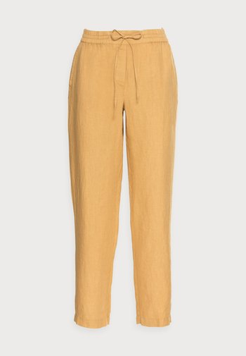 PANTS SMART STYLE STRAIGHT LEG - Trousers - sweet corn