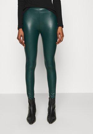 Leggings - Trousers - deep green lake