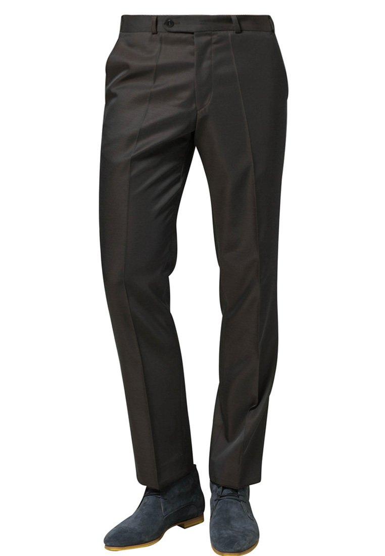 Wilvorst - Suit trousers - dunkelbraun