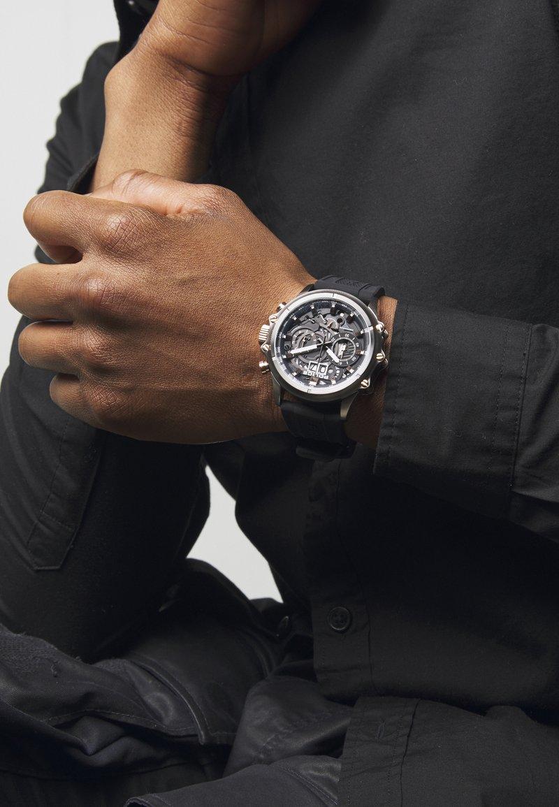 Police - LUANG - Chronograph watch - black