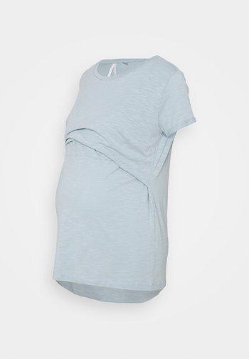 LULU - T-shirt basic - sage