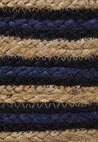 Samsøe Samsøe - BEACH BAG - Velká kabelka - nature blue - 3