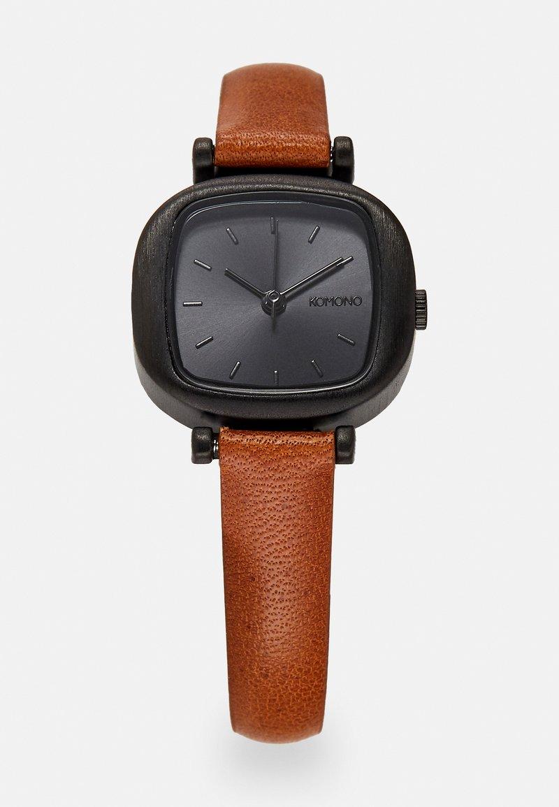 Komono - MONEYPENNY - Watch - cognac
