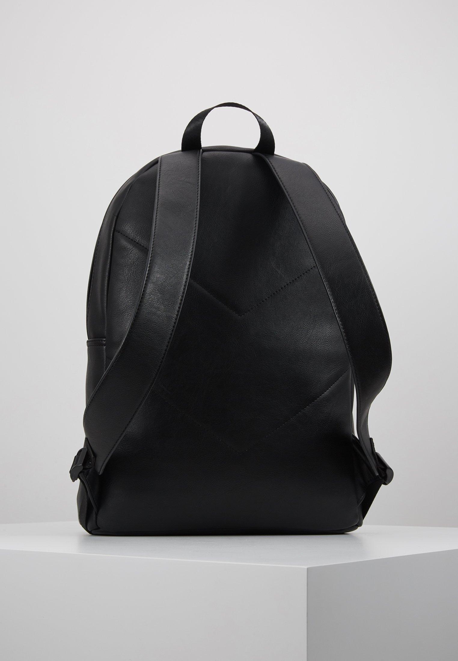 Pier One Tagesrucksack - black/schwarz - Herrentaschen t15ia